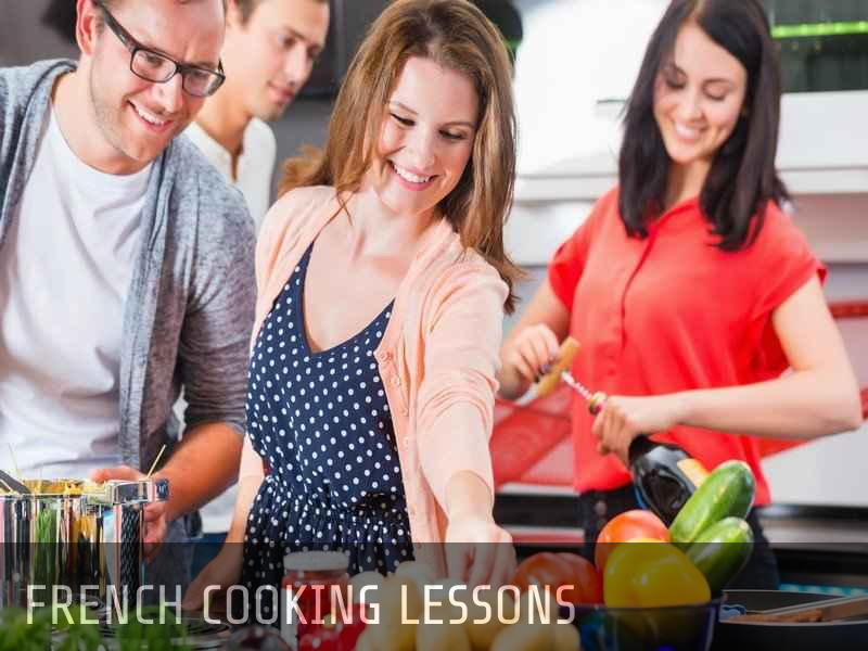 French cooking lessons